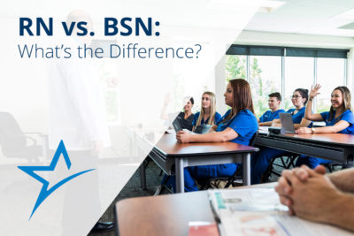 RN vs BSN Whats the Difference Featured Image